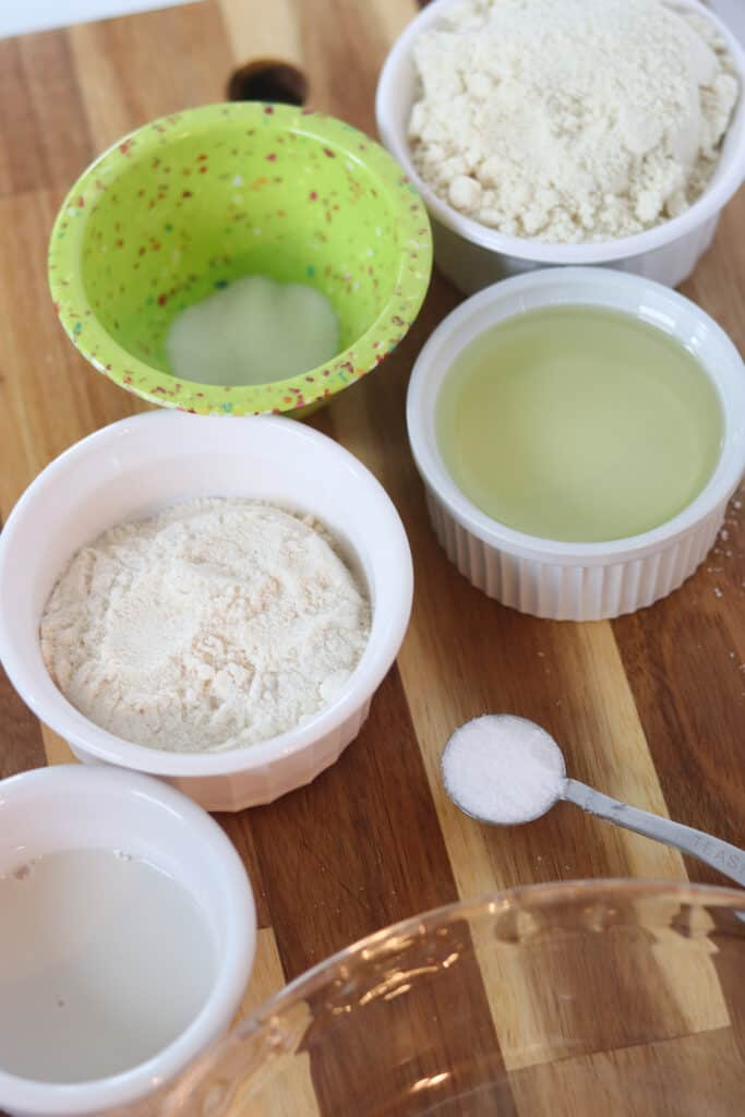 keto pie crust almond flour
