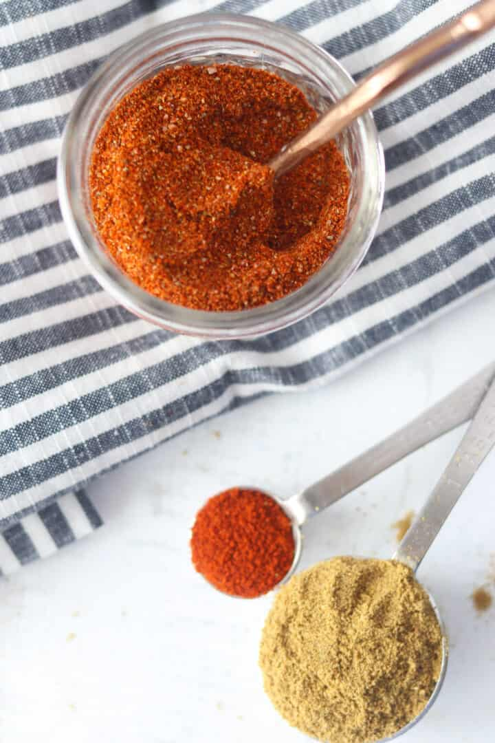 taco seasoning keto